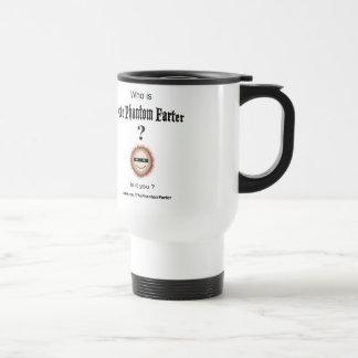 Who is The Phantom Farter (Mug) Travel Mug