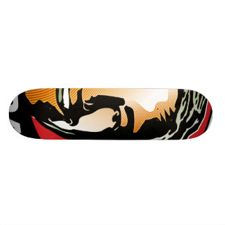 Who is this man? Ron Paul Skateboard