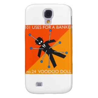 who knew what you do with voodoo?? samsung galaxy s4 case