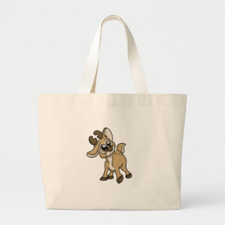 Who, Me? Fawn Large Tote Bag