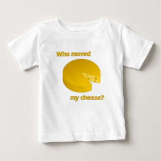 Who moved the cheese baby T-Shirt