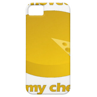 Who moved the cheese barely there iPhone 5 case