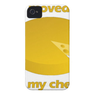 Who moved the cheese iPhone 4 Case-Mate case