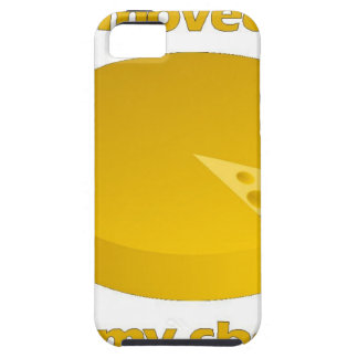 Who moved the cheese iPhone 5 covers