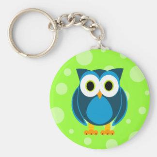Who Mr Owl Cartoon Keychains