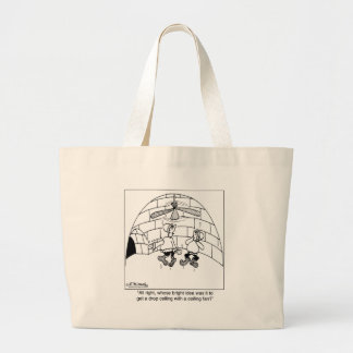 Who Put in the Ceiling Fan? Canvas Bag