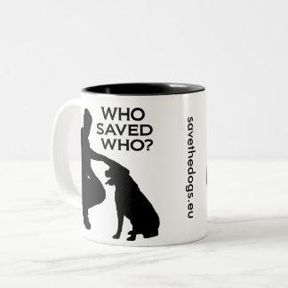 Who sap curse who mug black print