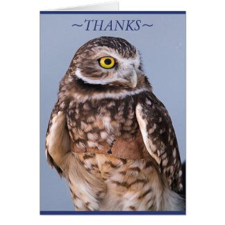 Who says Thanks? Card