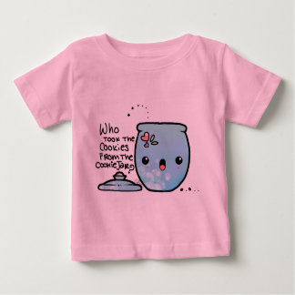 Who Stole The Cookies From the CookieJar!? Baby T-Shirt