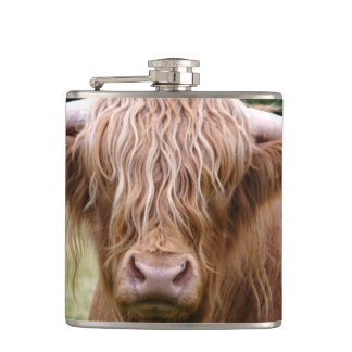 Who Turned the Lights Out Hip Flask
