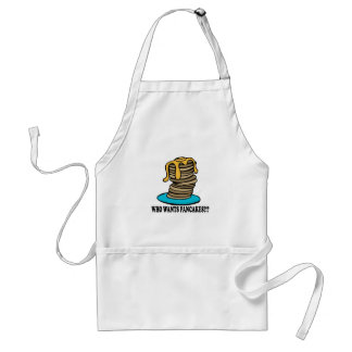 Who Wants Pancakes Aprons