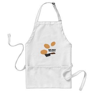 Who Wants Pancakes? Standard Apron