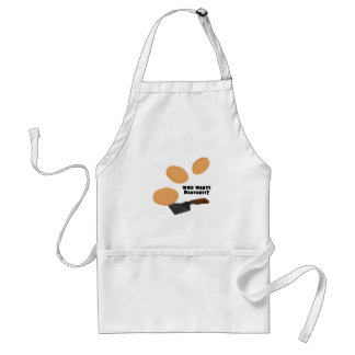 Who Wants Pancakes? Standard Apron