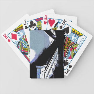 Who wants to go up bicycle playing cards