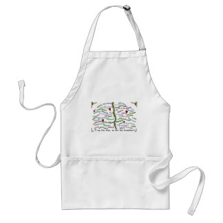 Who We Are in Christ Adult Apron