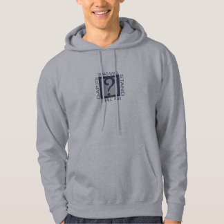 WHO WILL STAND IN THE GAP HOODIE