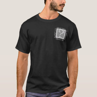 WHO WILL STAND IN THE GAP T-Shirt