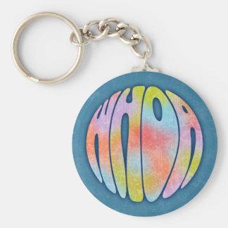 Whoa Key Ring