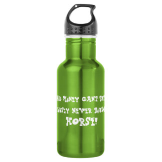 Whoever Said Money Can't Buy Happiness Bottle 532 Ml Water Bottle