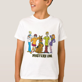 Whole Gang 12 Mystery Inc Shirts