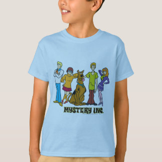 Whole Gang 12 Mystery Inc T Shirt