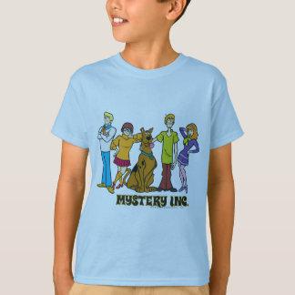 Whole Gang 12 Mystery Inc T Shirt