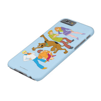 Whole Gang 16 Mystery Inc Barely There iPhone 6 Case