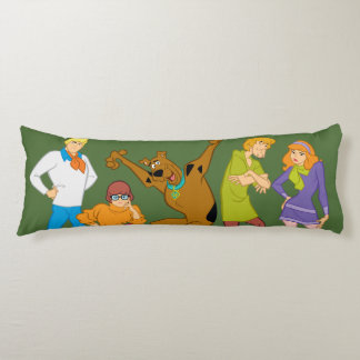 Whole Gang 16 Mystery Inc Body Cushion