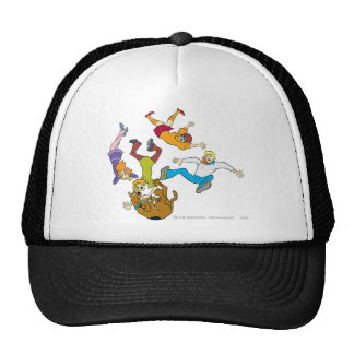 Whole Gang 17 Mystery Inc Hats
