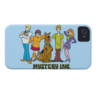 Whole Gang Mystery iPhone 4 Case-Mate Case