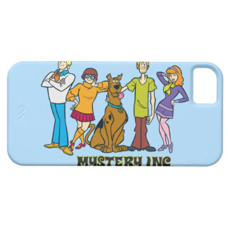 Whole Gang Mystery iPhone 5 Case