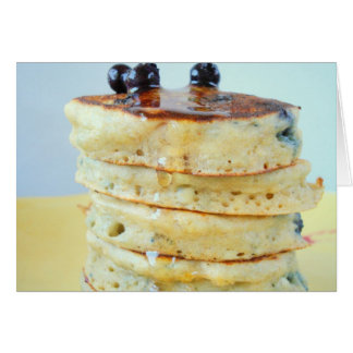 Whole Grain Blueberry-Ricotta Panc... - Customized Card