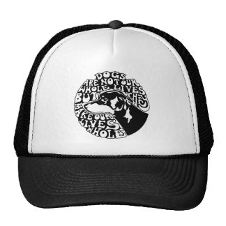 Whole Lives -bw Hats