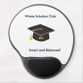 Whole Scholar Club Gel Mouse Pad