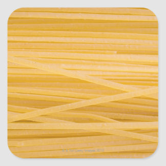 Whole wheat pasta square sticker