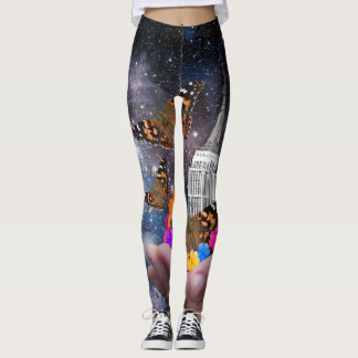 Whole World in my Hands Leggings
