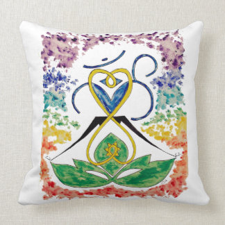 Wholeness Within Pillow