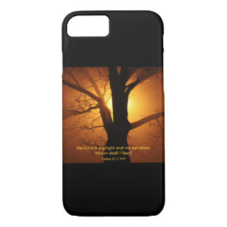 Whom Shall I Fear? iPhone 7 Case