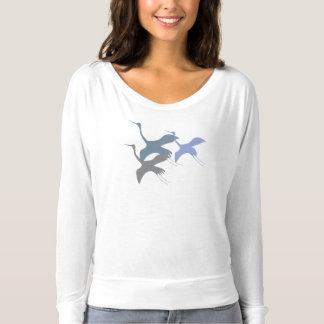 Whooping - Sandhill Crane T-Shirt