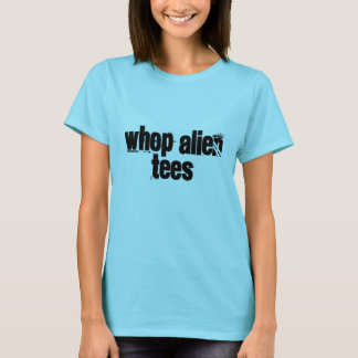 Whop Alien Tees Logo T-shirt