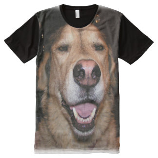 Who's a Good Boy? All-Over Print T-Shirt