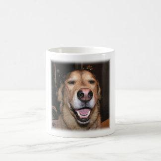 Who's a good boy? coffee mug