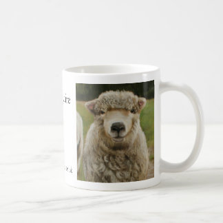 Who's ewe!, thepastelartist.co.uk, Nina S... Coffee Mug