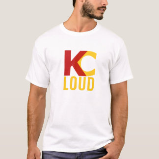 Who's louder than KC? Nobody. That's Who. T-Shirt