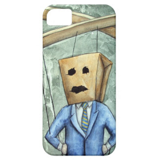 """""""Who's Pulling YOUR Strings?"""" iPhone case"""
