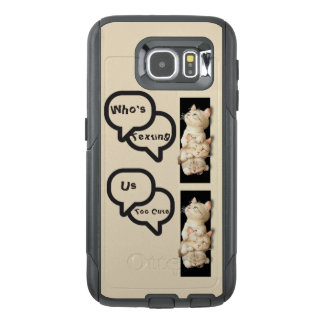 Who's Texting Cat Lovers, Otterbox Case