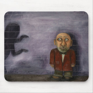 Who's There? Mouse Pad