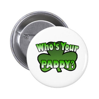 Who's You Paddy Button
