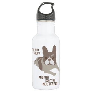 Who's Your Daddy? 532 Ml Water Bottle