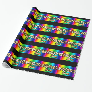 WHOSOEVER WHO-SO-EVER JOHN 3:16 WRAPPING PAPER